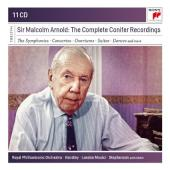 Album artwork for Malcolm Arnold - The Complete Conifer Recordings