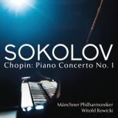 Album artwork for Chopin: Piano Concerto #1 / Sokolov