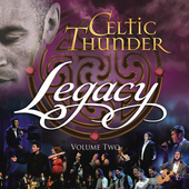 Album artwork for Celtic Thunder - Legacy vol.2