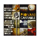 Album artwork for Nicola Piovani: Piovani Cantabile