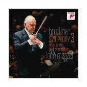 Album artwork for Bruckner: Symphony #3 / Maazel
