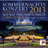 Album artwork for Sommernachtskonzert 2013 - Maazel