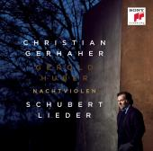 Album artwork for Nachtviolen - Schubert: Lieder / Gerhaher