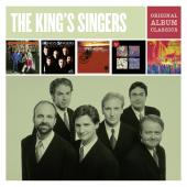 Album artwork for King's Singers: Original Album Classics