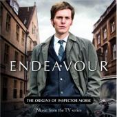 Album artwork for Endeavour - Origins of Inspector Morse TV OST