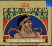 Album artwork for Hasse: Marc'Antonio E Cleopatra
