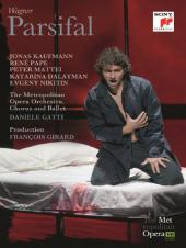 Album artwork for Wagner: Parsifal / Kaufmann