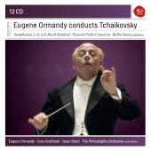Album artwork for Eugene Ormandy Conducts Tchaikovsky