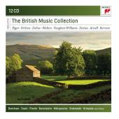 Album artwork for THE BRITISH MUSIC COLLECTION
