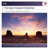 Album artwork for Aaron Copland Collection