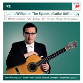 Album artwork for John Williams: Spanish Guitar Anthology
