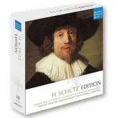 Album artwork for Schutz: Heinrich Schutz Edition