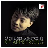 Album artwork for BACH - LIGETI - ARMSTRONG