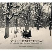 Album artwork for ON A COLD WINTERS DAY / Quadriga Consort