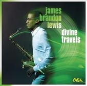 Album artwork for James Brandon Lewis - Divine Travels