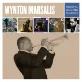 Album artwork for Wynton Marsalis: Original Album Classics