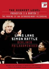 Album artwork for Lang Lang / Simon Rattle: The Highest Level