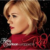 Album artwork for Kelly Clarkson: Wrapped in Red