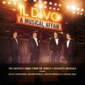 Album artwork for Il Divo: A Musical Affair