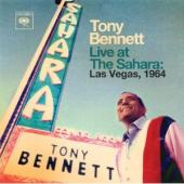 Album artwork for Tony Bennett: Live at the Sahara 1964