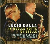 Album artwork for Lucio Dalla: In Quella Notte Di Stelle