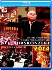 Album artwork for New Year's Concert 2014 - Barenboim