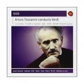 Album artwork for Arturo Toscanini Conducts Verdi