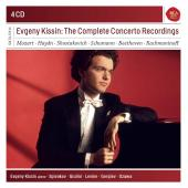 Album artwork for Evgeny Kissin - The Complete Concerto Recordings