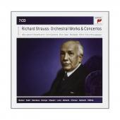 Album artwork for Richard Strauss: Orchestral Works and Concertos
