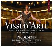 Album artwork for Vissi d'arte: Immortal Soprano Arias from Operas b
