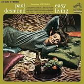 Album artwork for Paul Desmond - Easy Living