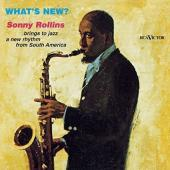 Album artwork for Sonny Rollins - What's New ?