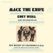Album artwork for The Sextet of Orchestra USA - Mack the Knife