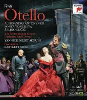Album artwork for Verdi: Otello Met HD / Yoncheva, Antonenko