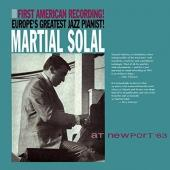 Album artwork for Martial Solal - Europe's Greatest jazz Pianist !