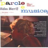 Album artwork for Helen Merrill - Parole e Musica