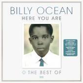 Album artwork for Here You Are - The Best of Billy Ocean