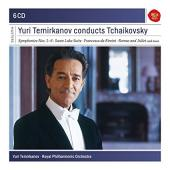 Album artwork for TEMIRKANOV CONDUCTS TCHAIKOVSKY