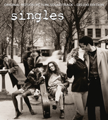 Album artwork for SINGLES SOUNDTRACK (DELUXE)