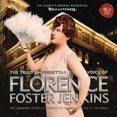 Album artwork for The Trully Unforgetable Voice of Florence Foster J