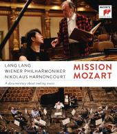 Album artwork for Misson Mozart Blu-ray / Lang Lang, Harnoncourt