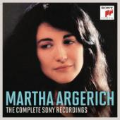 Album artwork for Martha Argerich - The Complete Sony Recordings