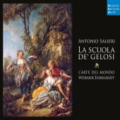 Album artwork for Salieri: La Scuola de Gelosi / Ehrhardt