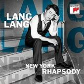 Album artwork for Lang Lang - New York Rhapsody