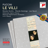 Album artwork for Puccini: Le Villi