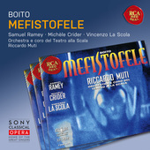 Album artwork for Boito: Mefistofele