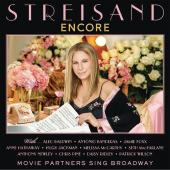 Album artwork for Encore / Barbara Streisand sings Broadway Duets
