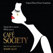 Album artwork for CAFE SOCIETY (SOUNDTRACK)