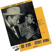 Album artwork for Gigi  Gryce & Clifford Brown - Jazz Time Paris