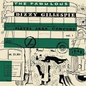 Album artwork for The fabulous Dizzy Gillespie